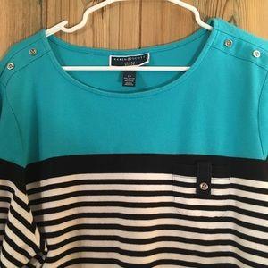 Tops - Karen Scott Shirt